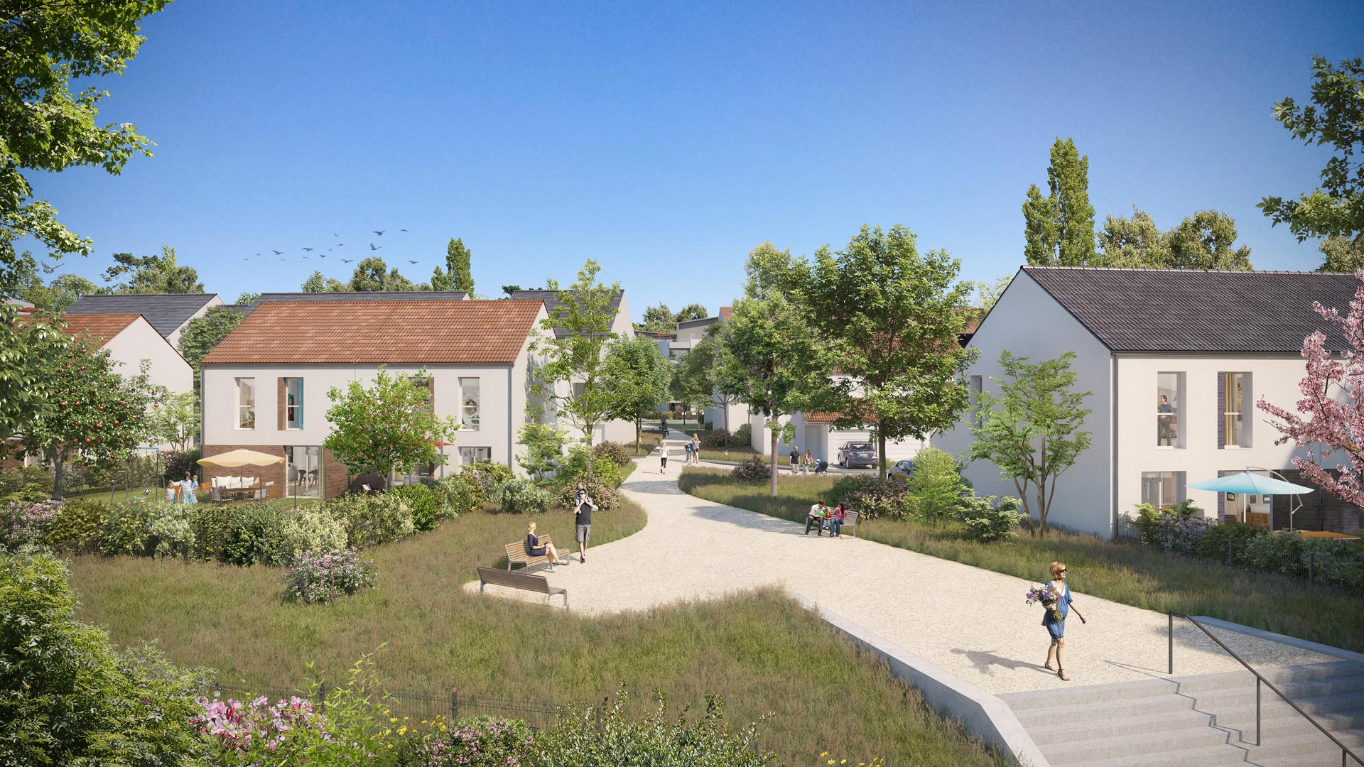 Programme immobilier neuf Central Nature