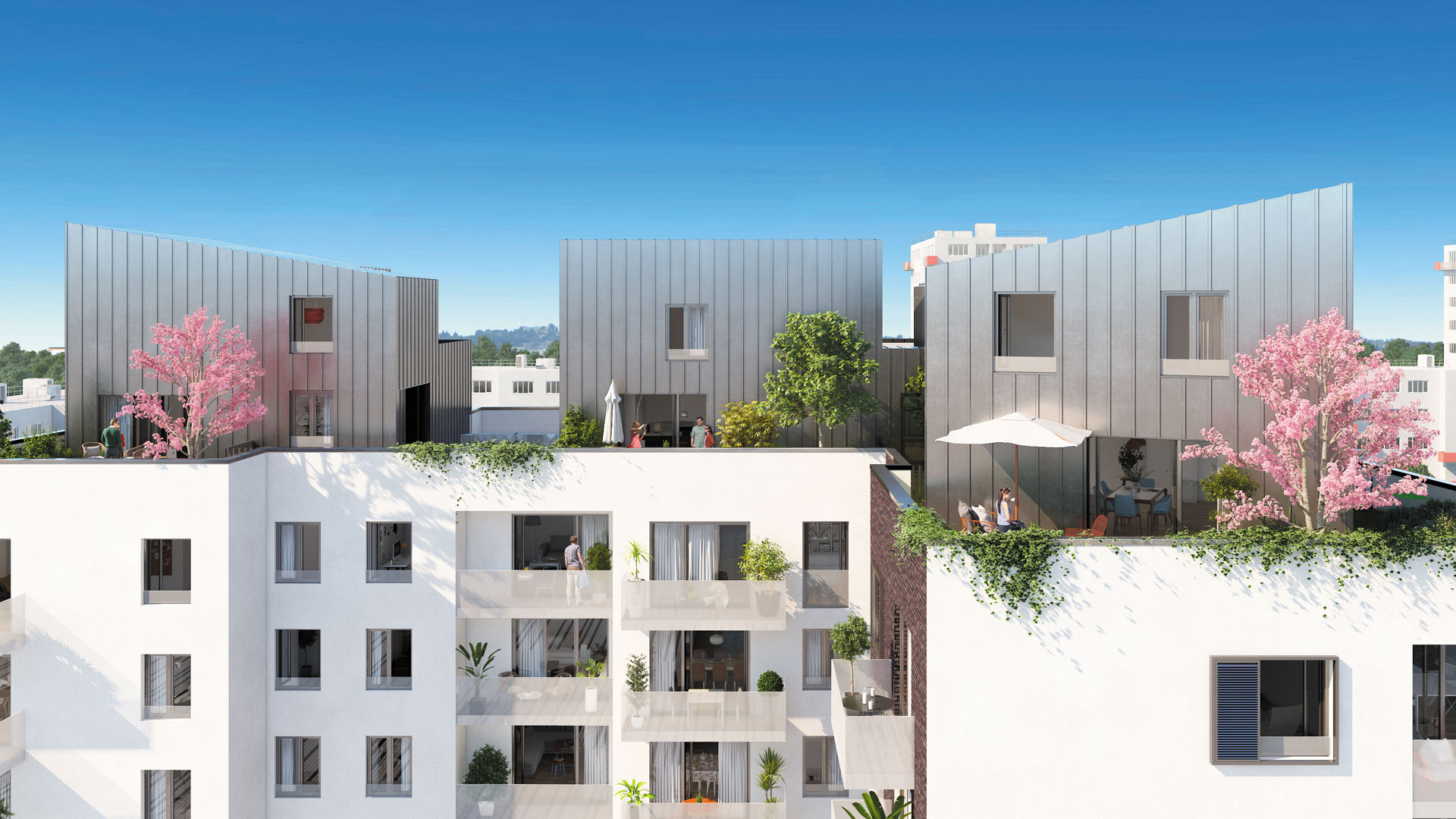Programme immobilier neuf Panorama