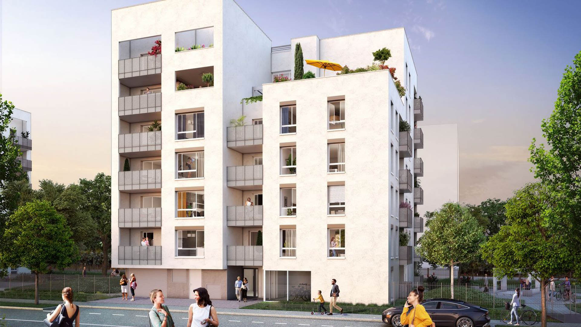 Programme immobilier neuf Etincelle