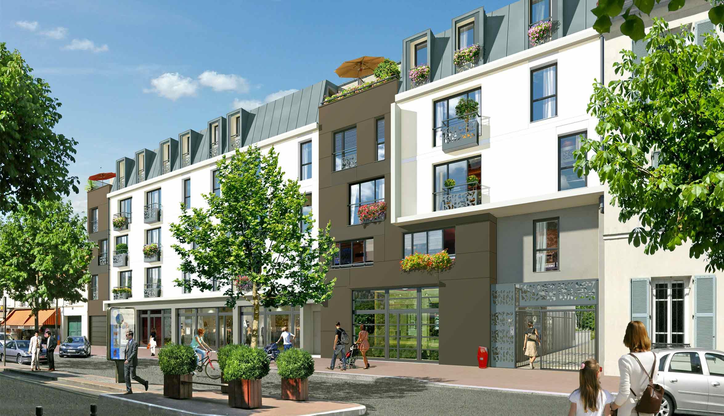Jardin d 39 aragon cogedim club programme immobilier neuf for Immobilier neuf idf