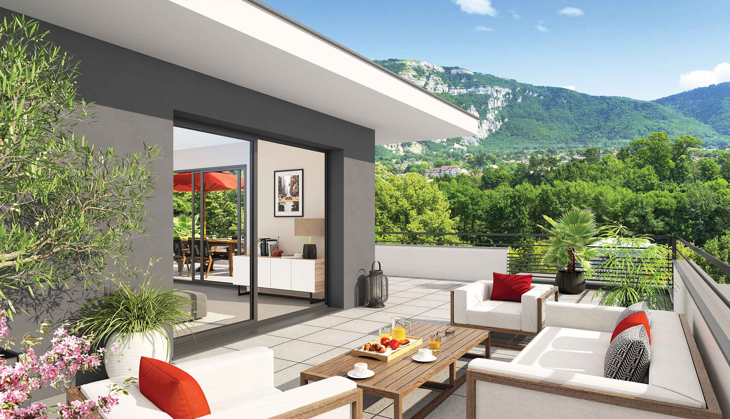 Domaine rose in wood programme immobilier neuf for Aide achat immobilier neuf