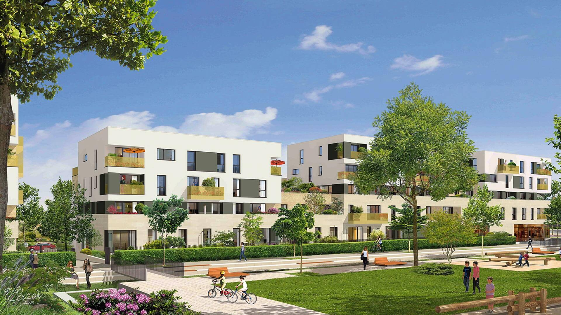 La favorite programme immobilier neuf saint cyr l 39 cole for Aide achat immobilier neuf