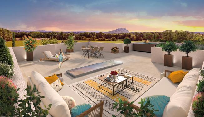 Immobilier Neuf Aix En Provence : immobilier neuf aix en provence cogedim ~ Pogadajmy.info Styles, Décorations et Voitures